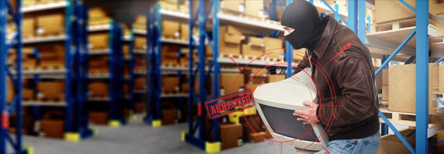 Burglary Detector System logo
