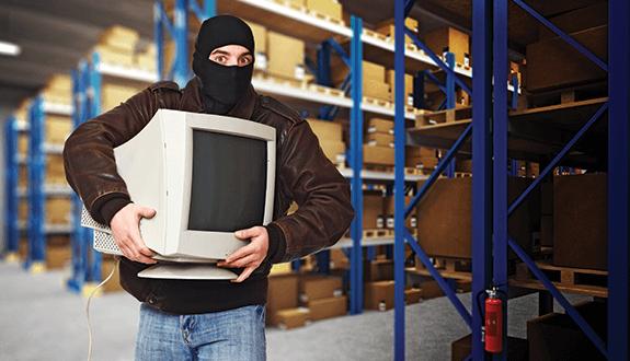 Burglary CCTV Camera