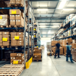 How Smart Surveillance Brings Logistics and Warehousing to a New Level?