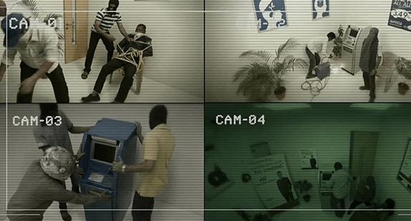 Actideter CCTV Camera