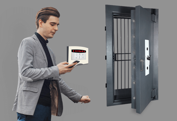 OPT Vault Bank Security System